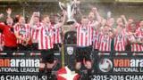 Cheltenham Town champions