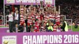 Wigan Grand Final winners
