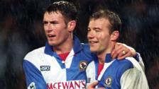 Chris Sutton and Alan Shearer