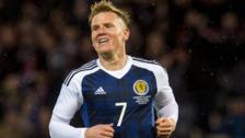 Scotland international Matt Ritchie