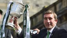 Hibs head coach Alan Stubbs