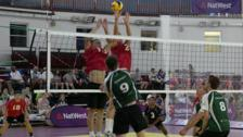 Volleyball at Jersey 2015