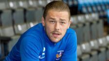 Kilmarnock midfielder George Green