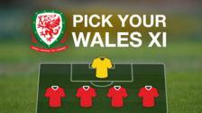 Who would you pick to face Slovakia on 11 June?