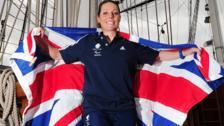 GB sailor Helena Lucas