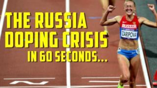 Russian athlete Yuliya Zaripova