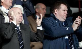 Stuart Murphy and Harry MacLean