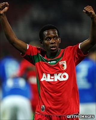Guinea international Ibrahima Traore