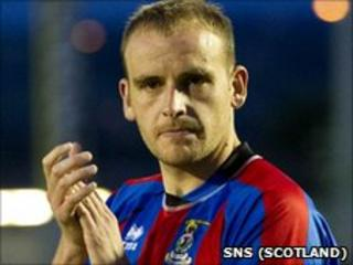 Grant Munro joined Inverness in 1998