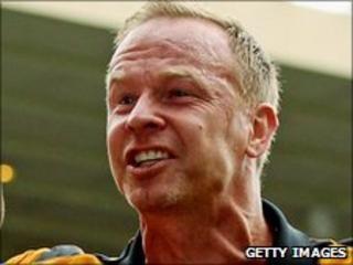 Wolverhampton Wanderers defender Jody Craddock