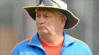 Duncan Fletcher, India cricket coach