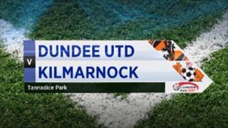 Dundee United v Kilmarnock