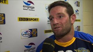 Danny Buderus - Leeds Rhinos