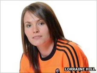 Glasgow City's Jo Love