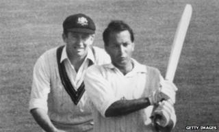 Basil D'Oliveira who has died aged 80