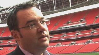 FA general secretary Alex Horne