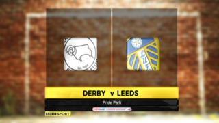 Highlights - Derby 1-0 Leeds