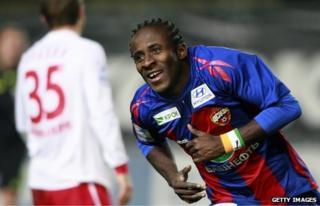 Ivory Coast and CSKA Moscow striker Seydou Doumbia