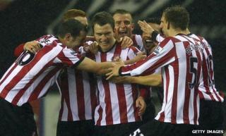 Sunderland players