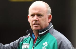 Ireland coach Declan Kidney