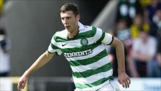 Celtic's Lewis Toshney