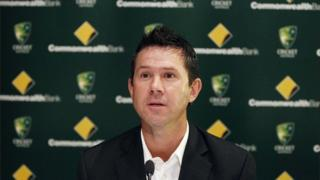 Ricky Ponting calls a news conference to discuss his future after being dropped from Australia's one-day side