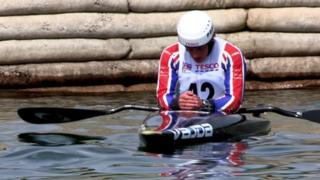 British canoeist Fiona Pennie is disappointed at the selection trials
