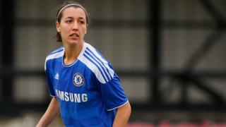 Dunia Susi was on the scoresheet for Chelsea