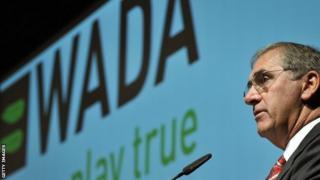 World Anti Doping Agency