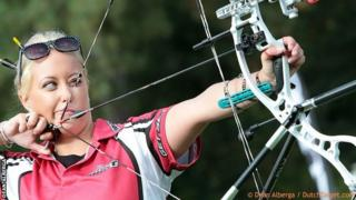 Jersey archer Lucy O'Sullivan