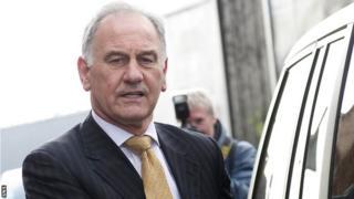 Rangers newco chief executive Charles Green