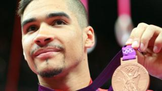 Great Britain's Louis Smith