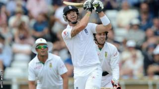 Kevin Pietersen hits out