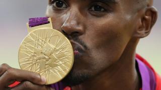 Great Britain's golden Games