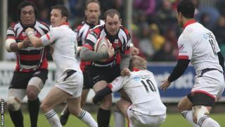 Cornish Pirates vs Newcastle