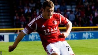 Fraser has been a regular starter for Aberdeen