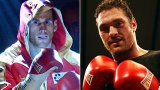 David Price & Tyson Fury