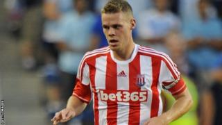 Stoke captain Ryan Shawcross