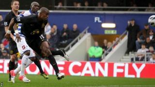 Everton defender Sylvain Distin