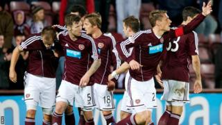 Hearts players have had repeated problems with late wage payments