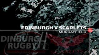 Edinburgh v Scarlets