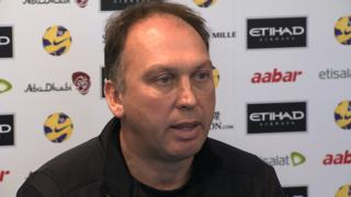 Manchester City assistant boss David Platt