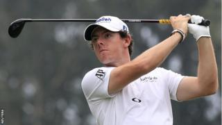Rory Mclroy is the defending champion at the Hong Kong Open