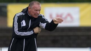 John Hughes makes his management move south with Hartlepool United