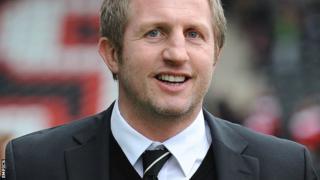 Widnes Vikings coach Denis Betts