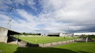 Elgin City's Borough Briggs ground