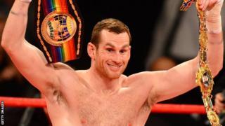 Heavyweight David Price