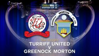 Highlights - Turriff Utd 1-1 Greenock Morton