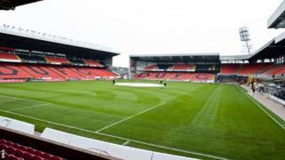 Dundee United's Tannadice Park