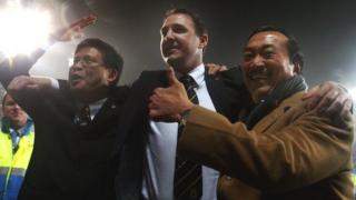 Malky MacKay and Cardiff City's Malaysian owners
